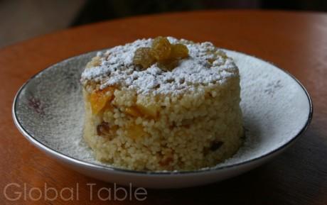 Sweet Couscous