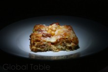 Hot Algerian Lasagna
