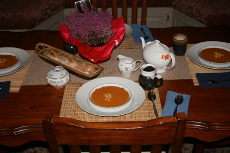 hummus bi l kammun chickpea soup recipe pureed chickpeas laced