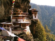 Monastary Bhutan