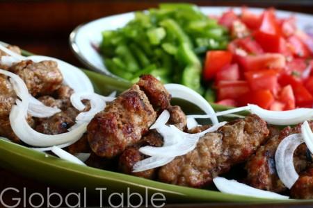Bosnian Finger Sausages | Cevapi | Global Table Adventure