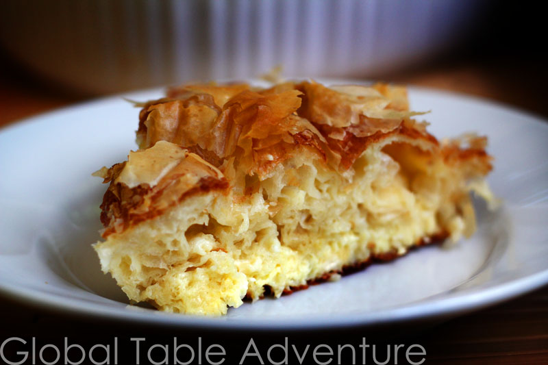 Savory cheese pastry banitsa global table adventure forumfinder Choice Image