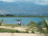 Lake Tanganyika. Photo Courtesy of Andreas