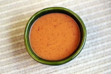 satay sauce selber machen