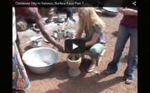 Preparing Food in Burkina Faso