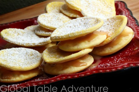 Chilean+Cookie+Recipes Recipe: Chilean Alfajores