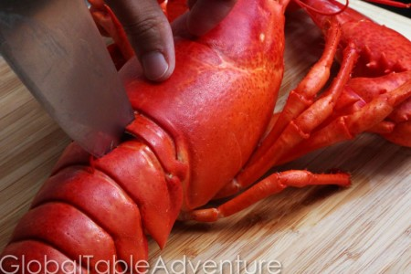 Boiled Lobster | Global Table Adventure