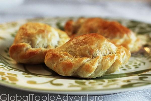 Apple Empanadas | Global Table Adventure