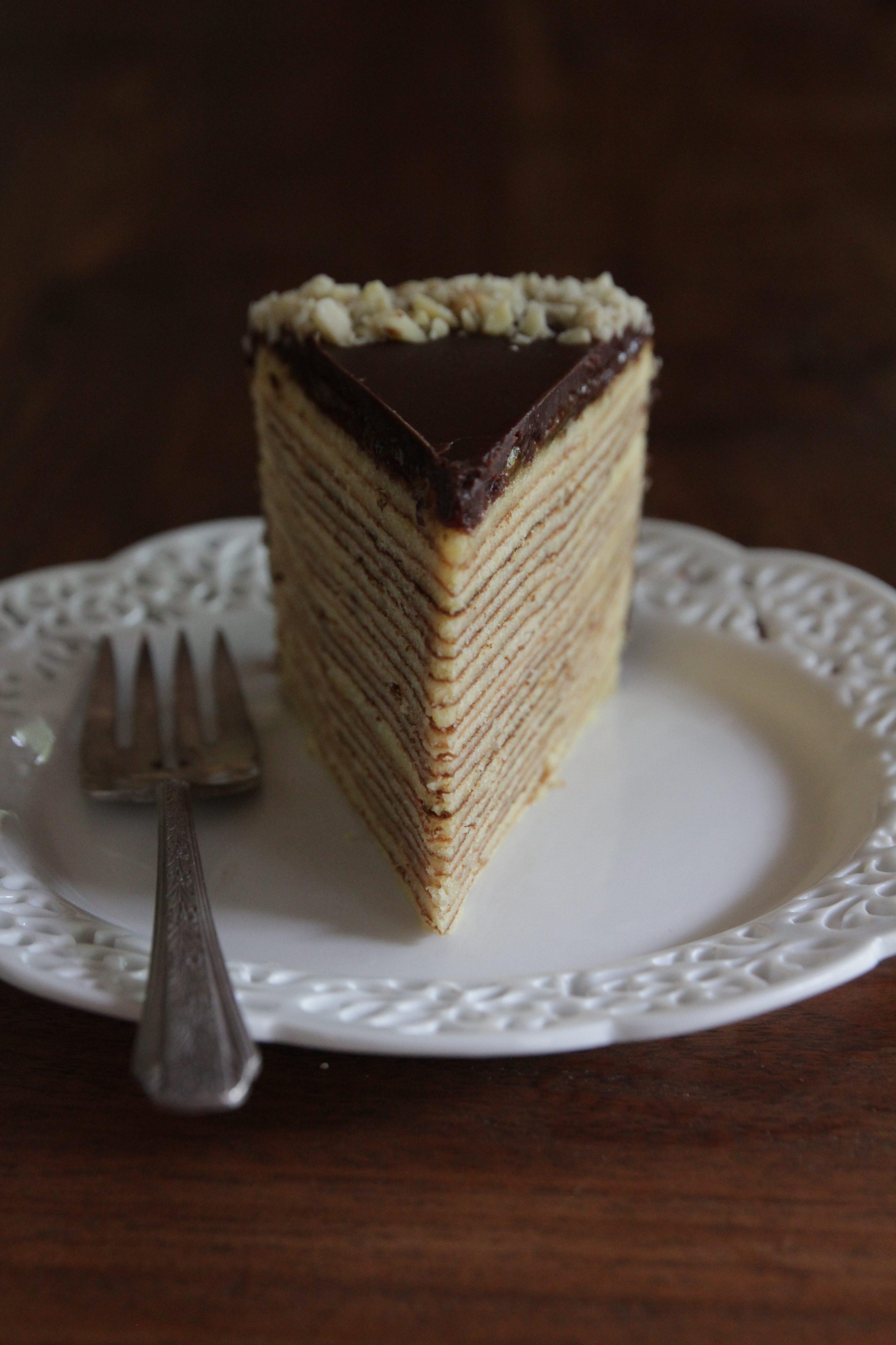 german tree cake