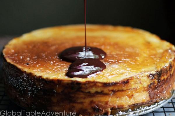tree cake baumtorte baumkuchen global table adventure german tree cake ...