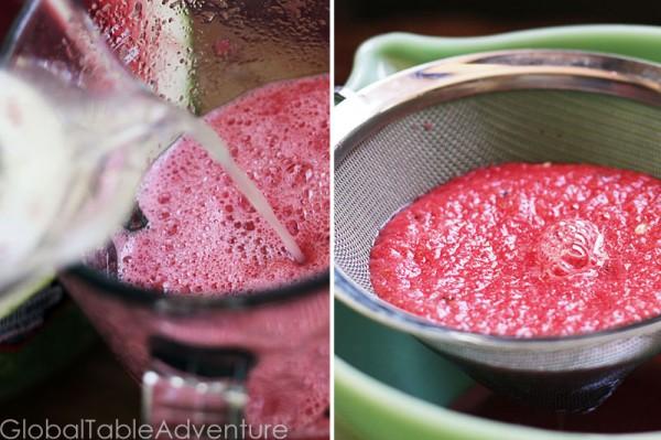 West-African Inspired Watermelon Lemonade | Global Table ...