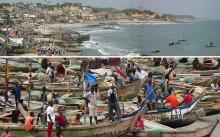 Ghanaian-coast