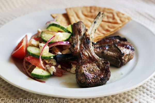 Grilled Rosemary Lamb from Greece | 21 of the World's best grilled eats.