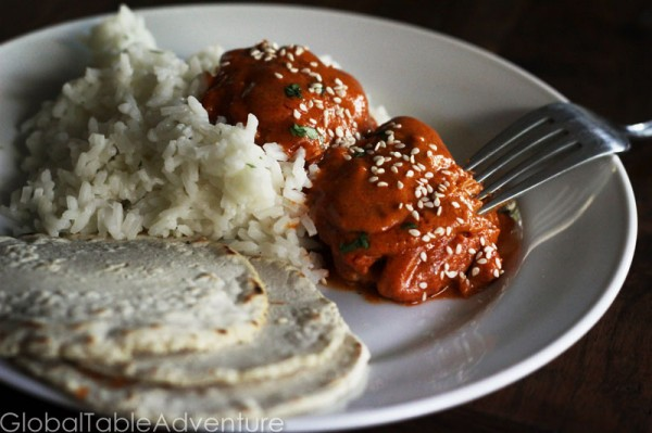 Pepian Sauce for Stewed Chicken or Veggies | Global Table ...