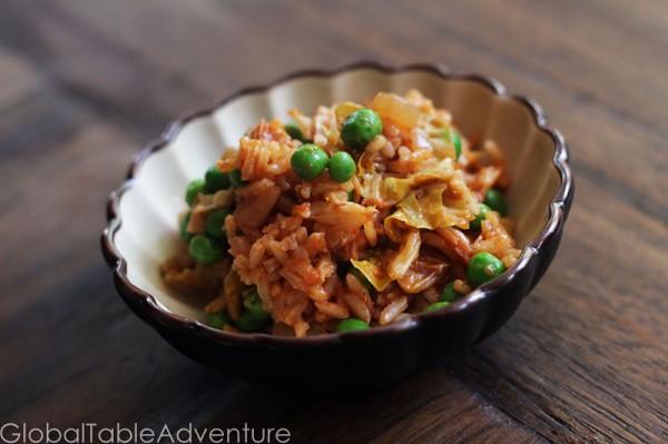 West African Rice with Veggies | Jollof | Global Table Adventure
