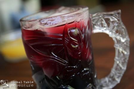 Jamaican Sorrel Drink | Global Table Adventure
