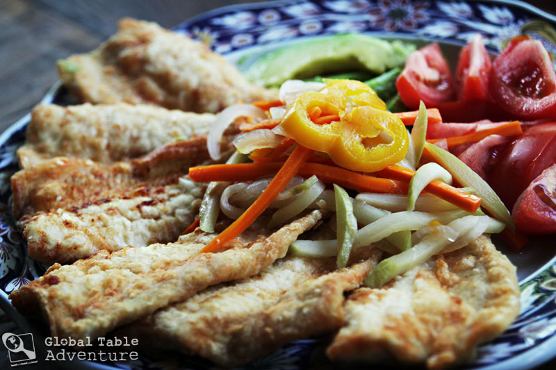 Jamaican escovitch fish global table adventure for Jamaican fish recipe
