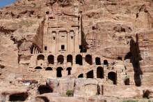 Petra, Jordan. Photo by Bernard Gagnon.