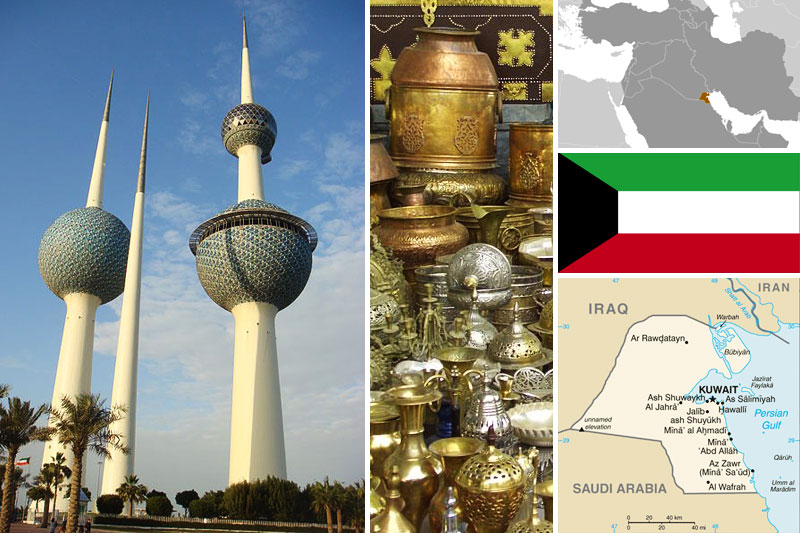 About the food of Kuwait | Global Table Adventure