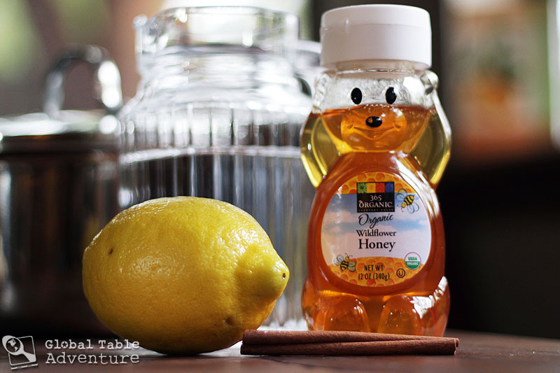 Hot Honey Lemon With Vodka (for The Brave) W/ Poll Recipes ...