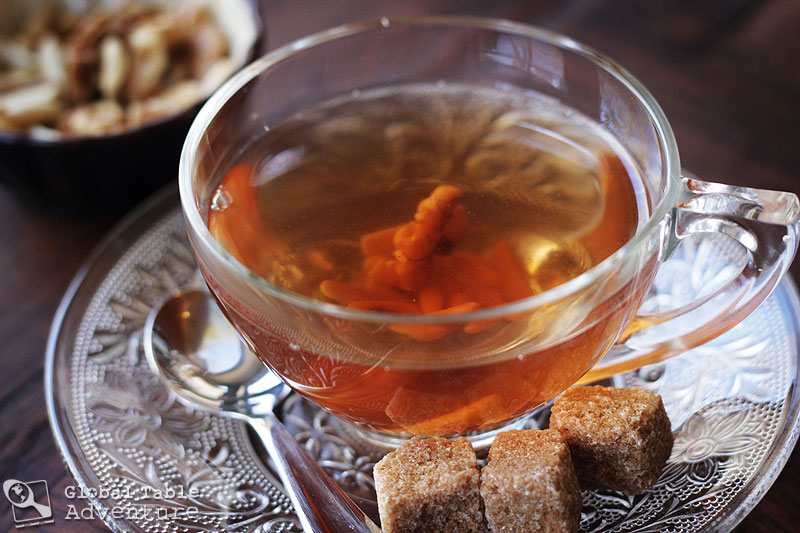 Baby-mama's Spiced Tea (Ainar) Recipe — Dishmaps
