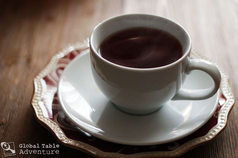Recipe: The Red Rooibos Latte