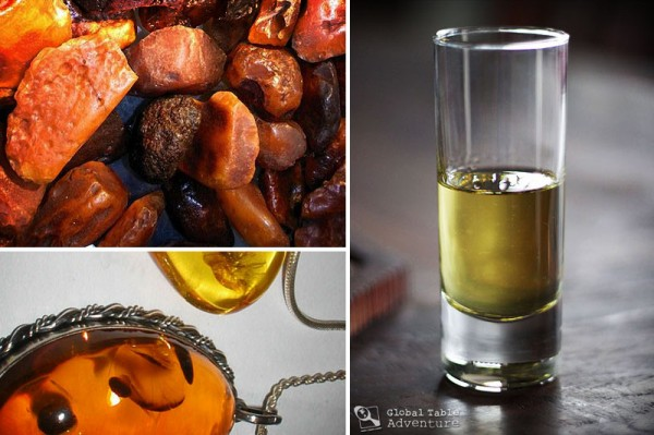 Krupnikas is my own photo. Amber rocks by Lanzi. Amber necklaces by Adrian Pingstone.