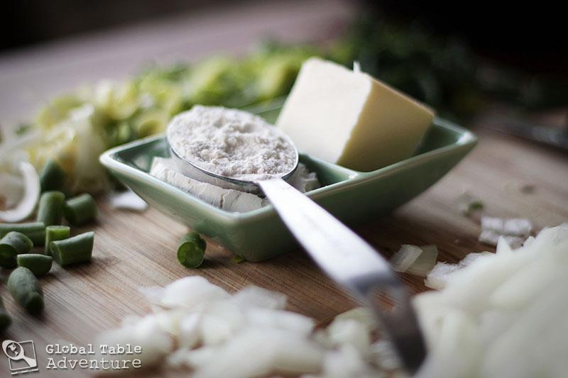 Recipe: Green Bean Soup (Bouneschlupp)