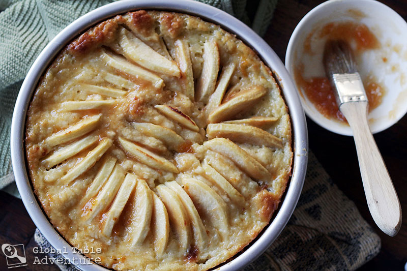 A Dainty Apple Cake (Appelkuch) Recipe — Dishmaps