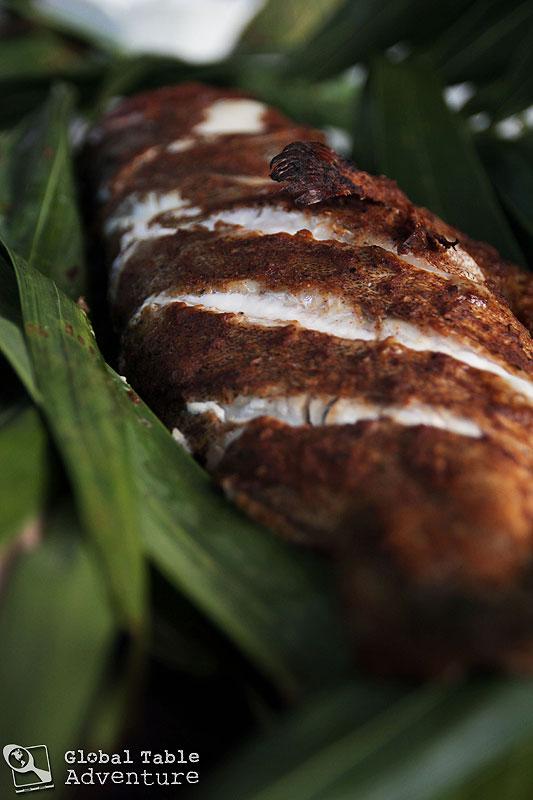 Roasted Whole Fish from the Maldives   Fihunu Mas   Global Table ...