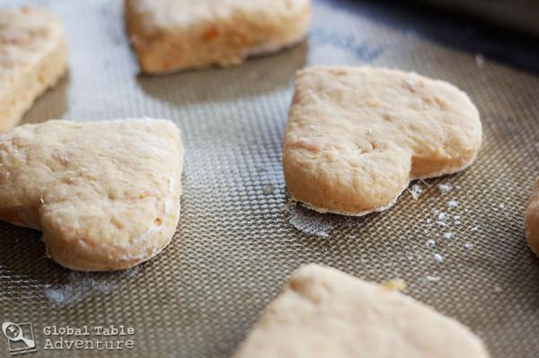 Sunrise Biscuits | Mbatata | Global Table Adventure