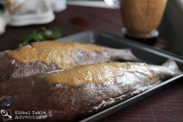 Roasted whole fish from the maldives fihunu mas global table bake forumfinder Image collections