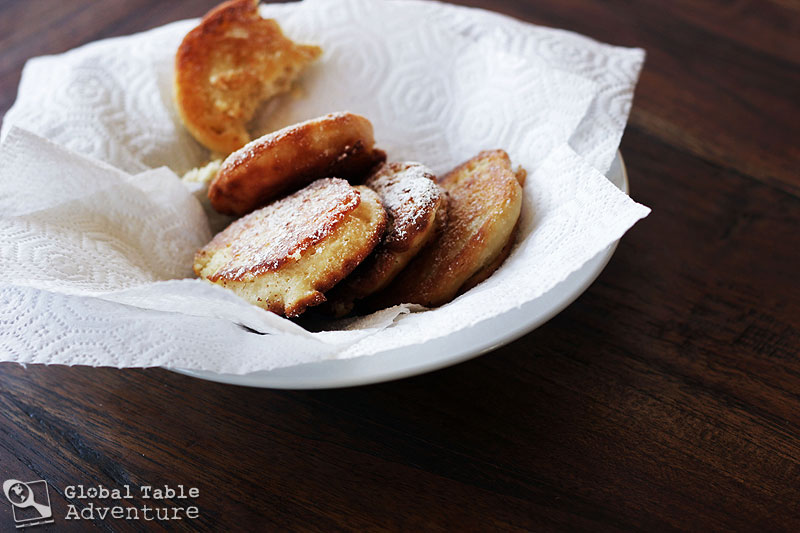 "Mali's Gluten-free ""Pancake Doughnuts"" 