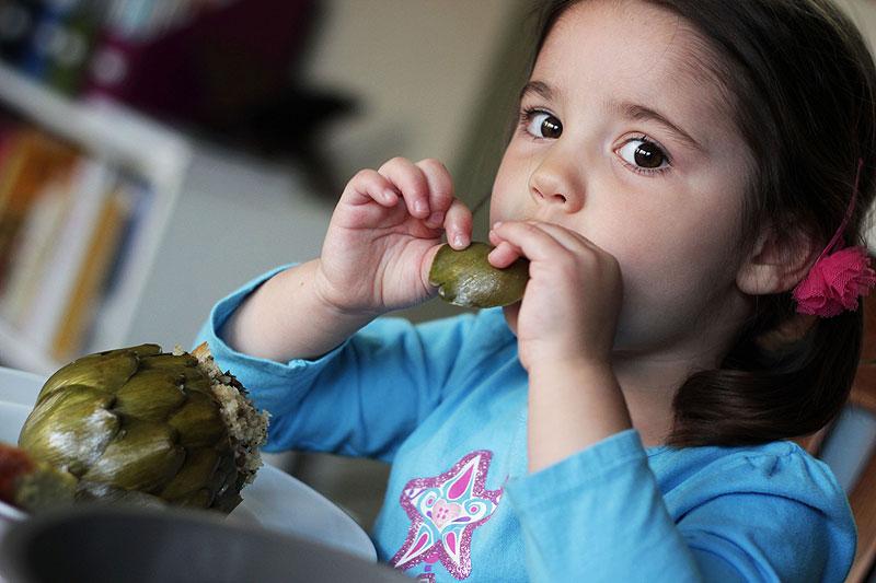 Maltese Stuffed Artichokes | Qaqoċċ Mimli | Global Table ...