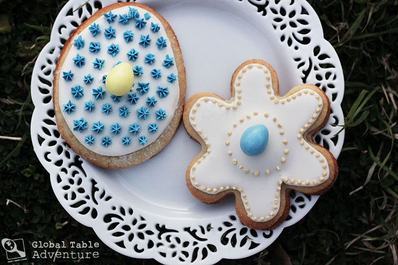 Holidays global table adventure marzipan easter cookies from malta negle Gallery