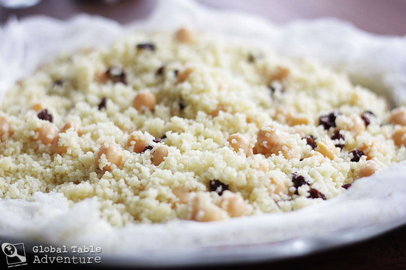 Recipe: Rainy Day Couscous