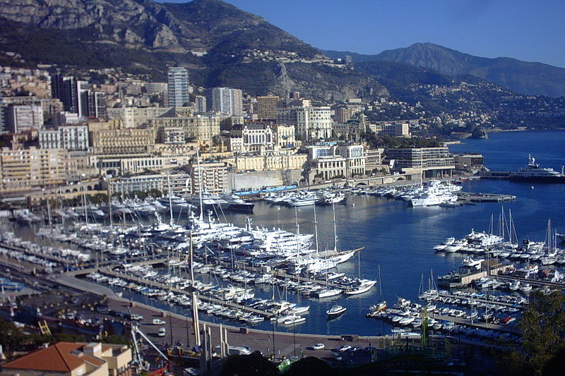 Monaco. Photo by Senet.
