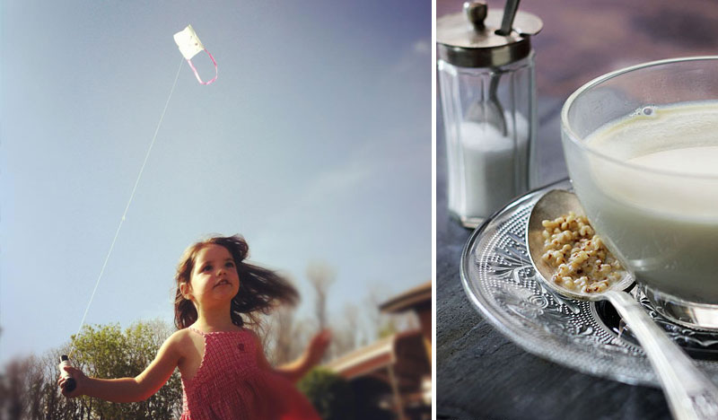 Mongolian Millet & Green Milk Tea | Suutei Tsai