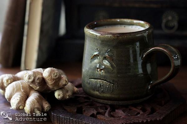 Swahili Ginger n' Milk Tea | Global Table Adventure