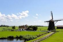 Windmill. Photo by Gouwenaar.