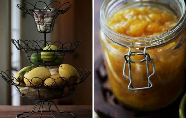 mango ginger chutney global table adventure. Black Bedroom Furniture Sets. Home Design Ideas