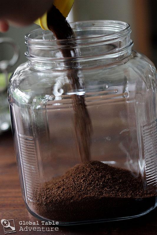 "Nauru's ""Recycled"" Iced Coffee Recipe — Dishmaps"
