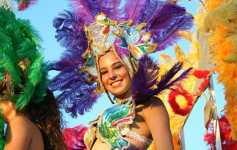 Carnaval in Managua, Nicaragua. Photo by Jorge Mejía peralta.