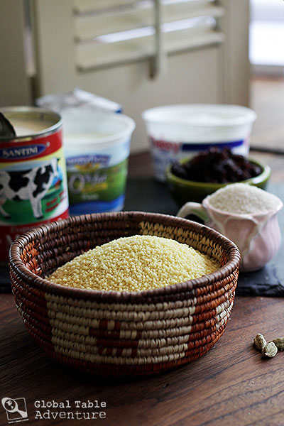 Recipe: Cardamom Caakiri