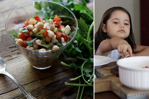... bean and wax bean salad three bean salad pakistani mixed bean salad