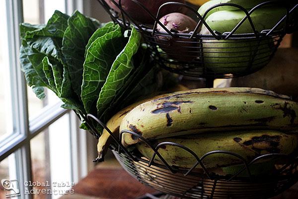 "Rwandan ""Agatogo"" with Collard Greens | Global Table Adventure"