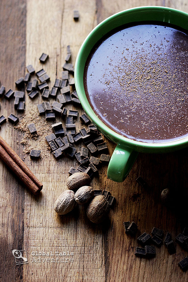Tea Knowledge by SweeTooth Design: DOMINICAN COCOA TEA