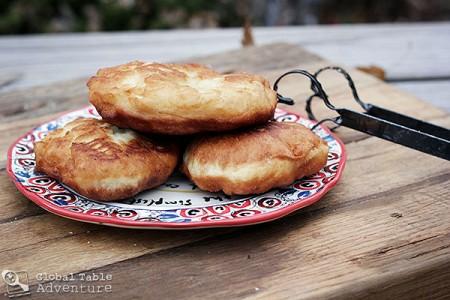 Caribbean Fry Bakes | Global Table Adventure