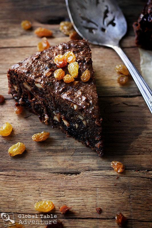 Caribbean Black Cake | Global Table Adventure