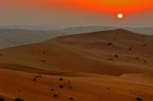 Rub al-Khali desert in Saudi Arabia. Javierblas.